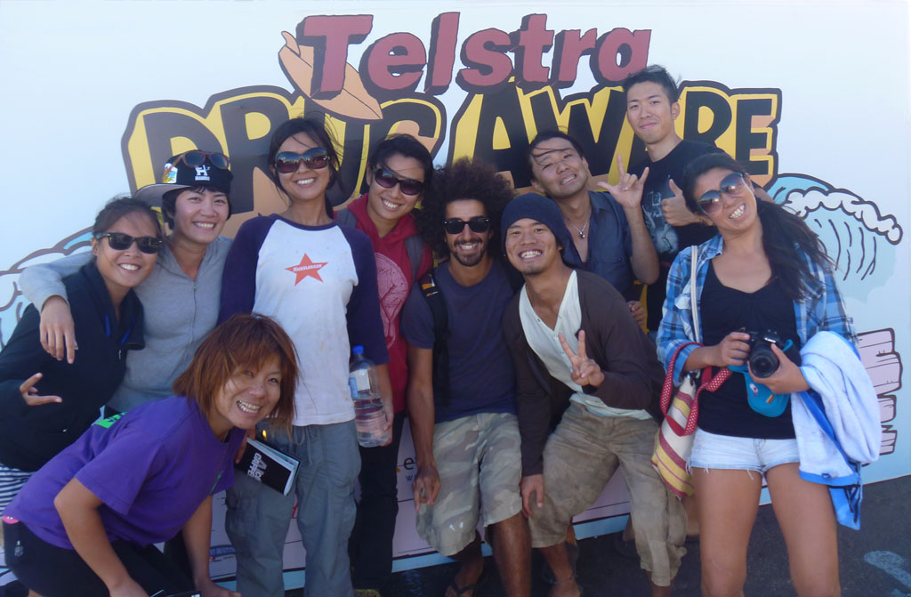 Telstra Drug Aware 2012
