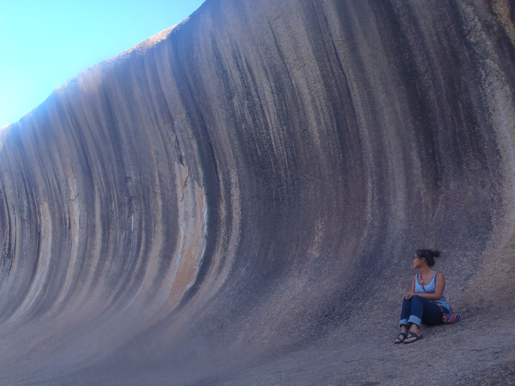Hyden – Wave rock